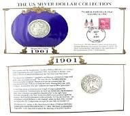 1043: 1901 U. S. Morgan Silver Dollar