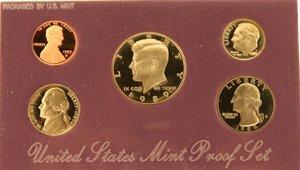 2003: 1989 U. S. Mint Proof Set