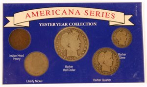 2007: Yesteryear Collection Americana Series
