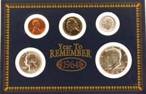 2015: 1964 Year To Remember Coin Set
