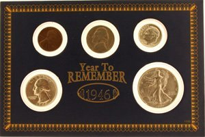 2020: 1946 Year To Remember Coin Set