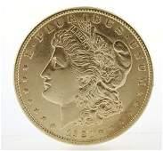 2084: 1921 Silver Dollar