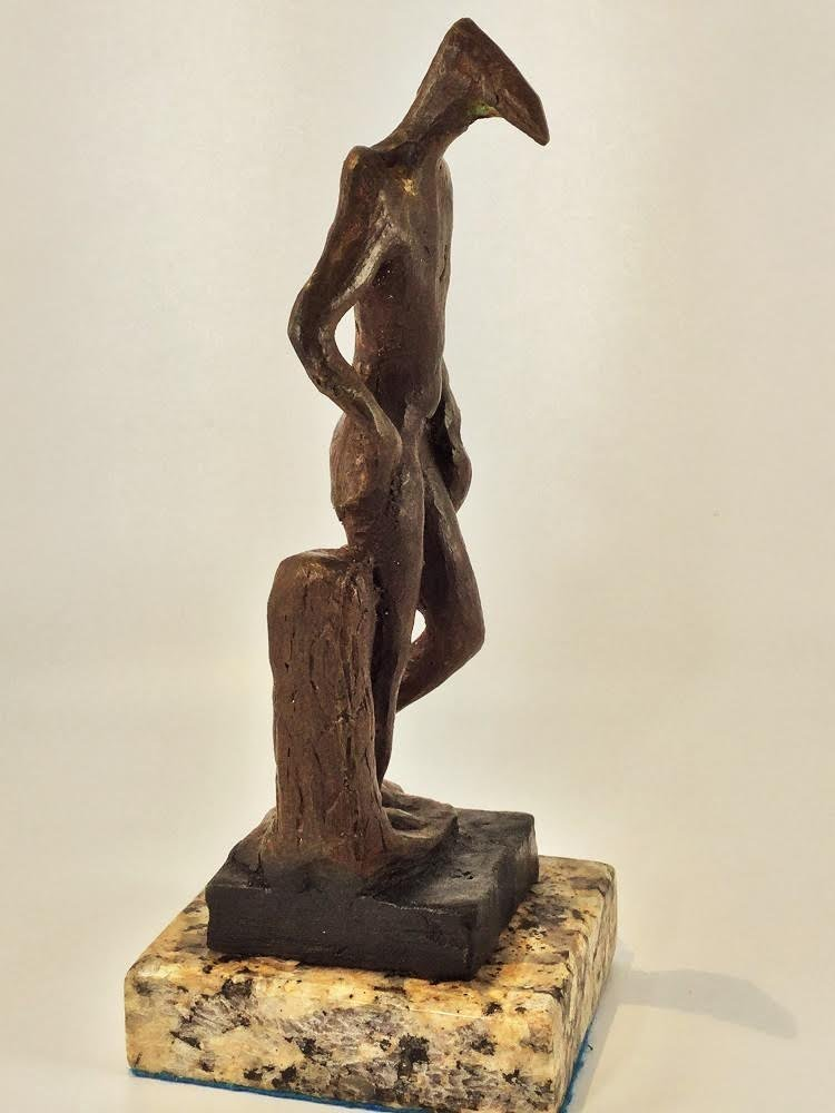 Sculpture: Attributed to: SALVADOR DALI (Spanish,