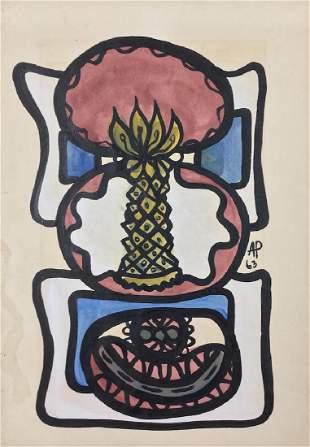 AMELIA PELAEZ (1896-1968)