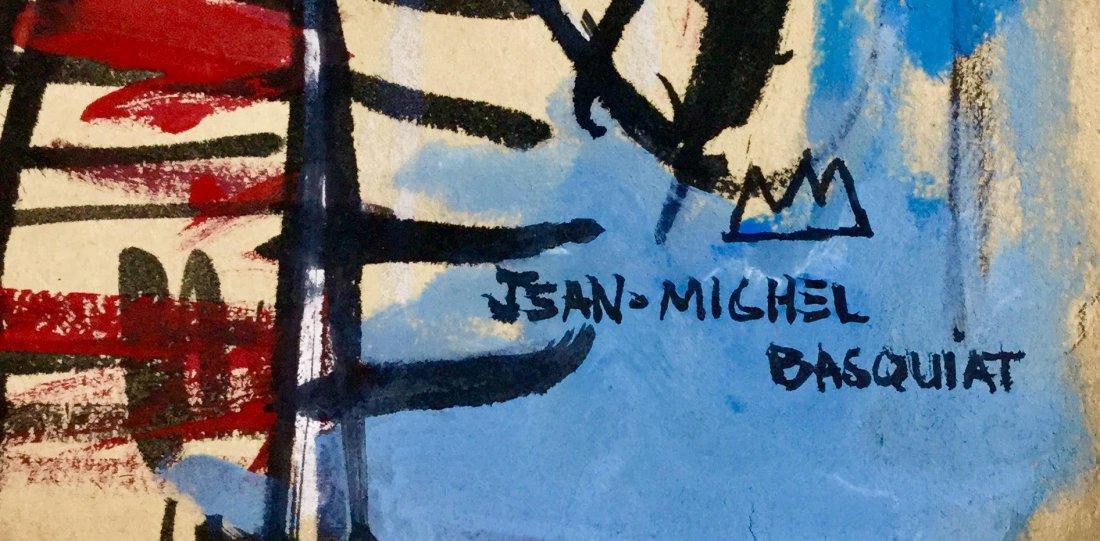 JEAN-MICHEL BASQUIAT (1960-1988) - 3