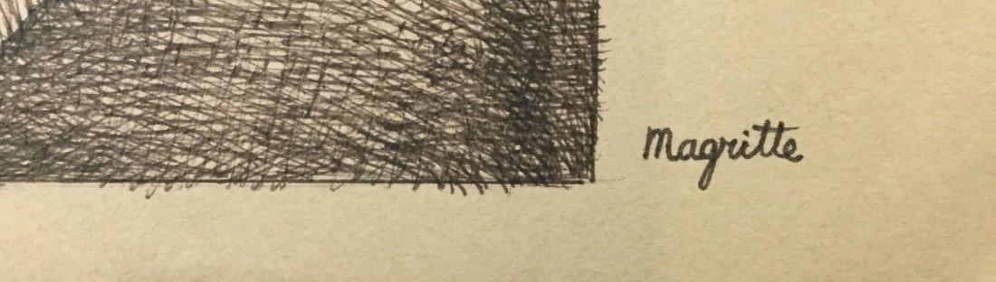RENE MAGRITTE (1898-1967) - 3