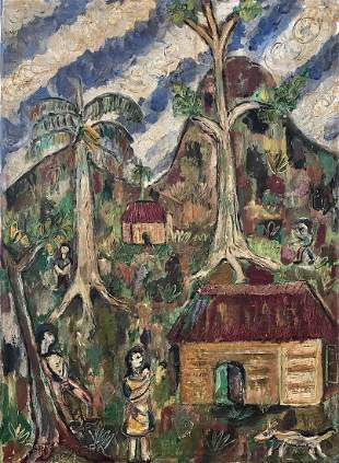 RENE PORTOCARRERO (1912-1985)