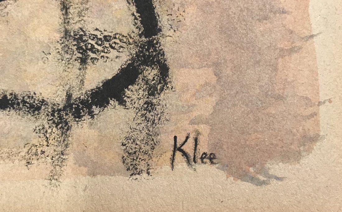 PAUL KLEE (1879-1940) - 4