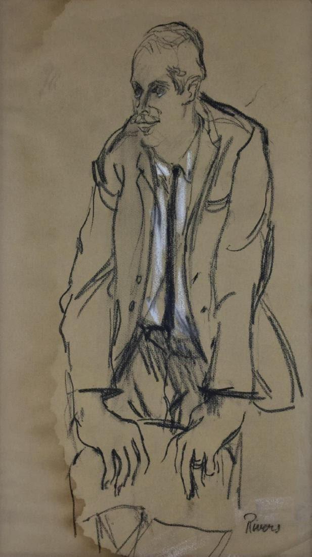 LARRY RIVERS (1923-2002) Attrib.