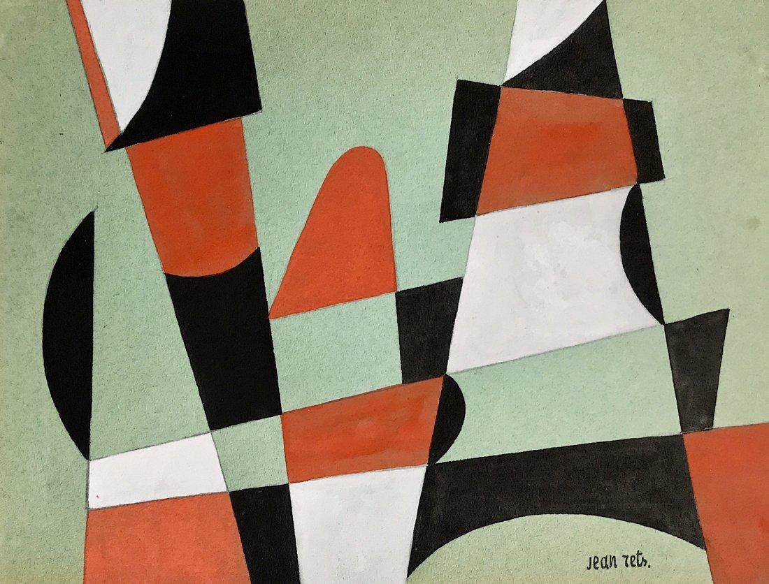 JEAN RETS (1910-1998) Attrib.