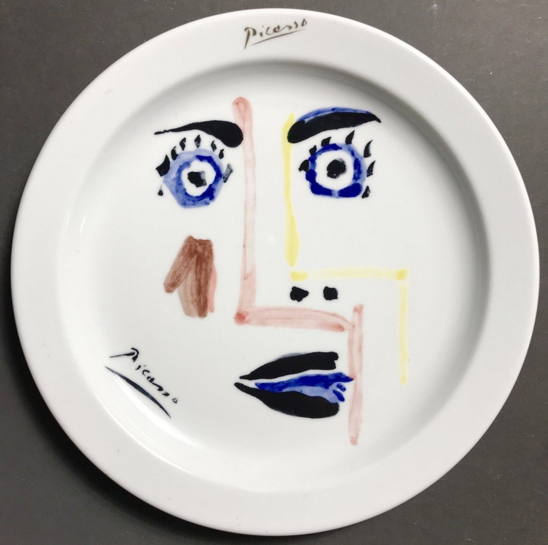 Picasso Plate