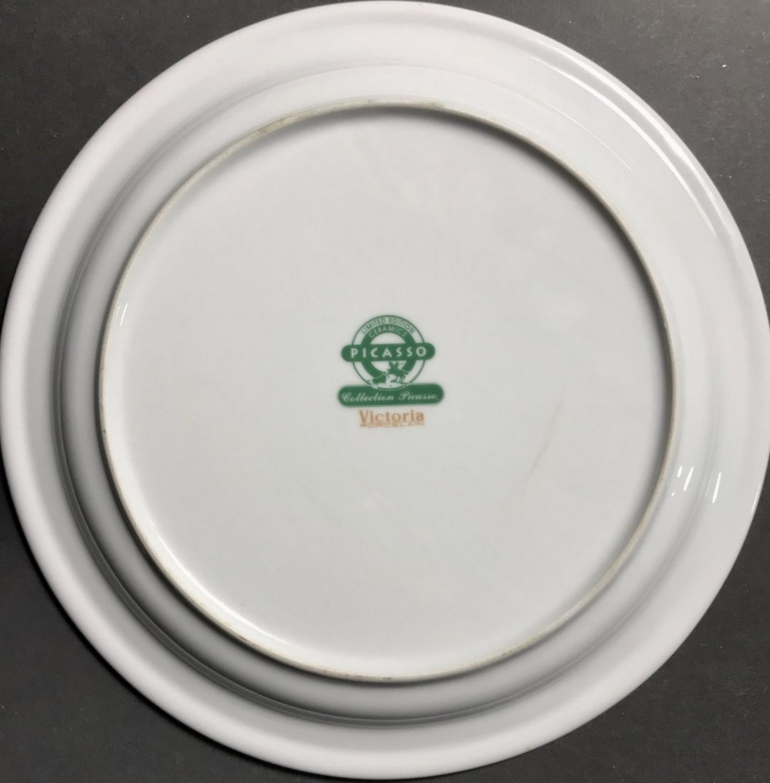 Picasso Plate - 2