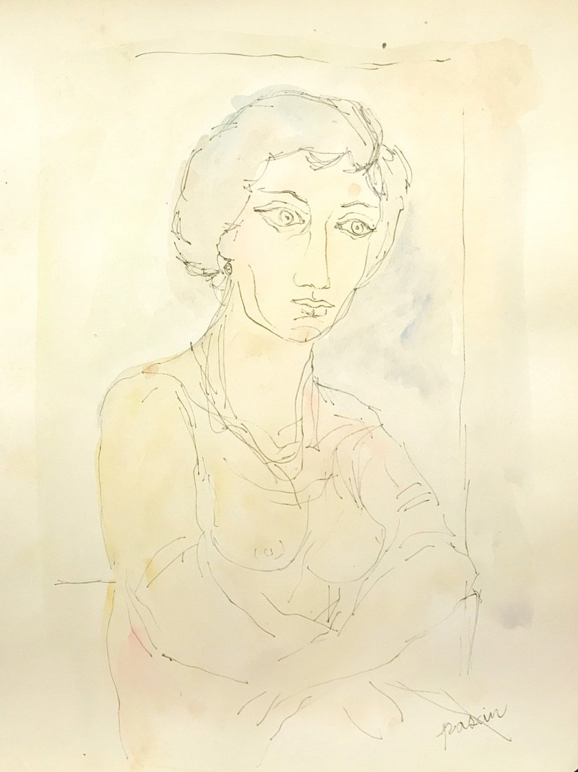 JULES PASCIN (1885-1930) Attrib.
