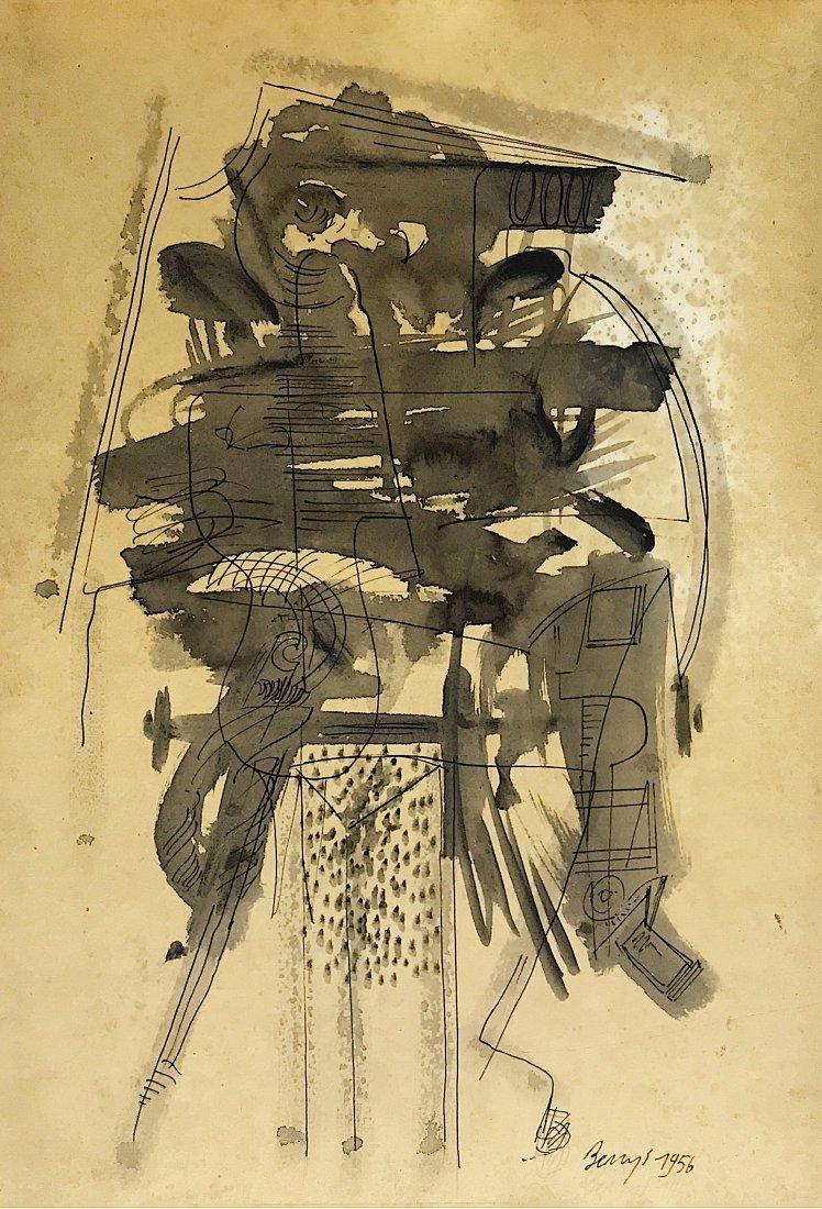 JOSEPH BEUYS (1921-1986) Attrib.