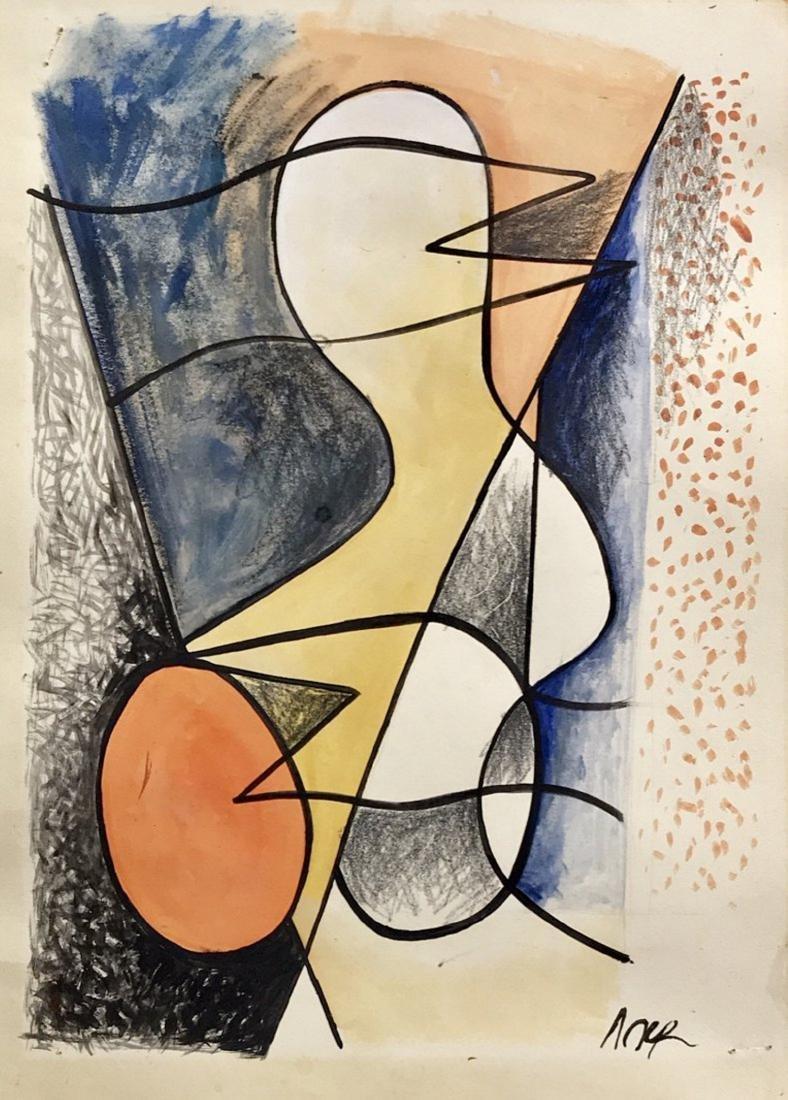 JEAN (HANS) ARP (1886-1966) Attrib.