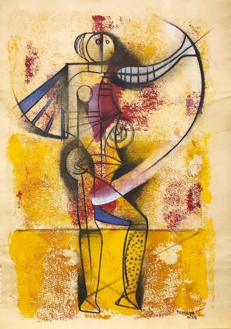 RUFINO TAMAYO (1899-1971) Attrib.
