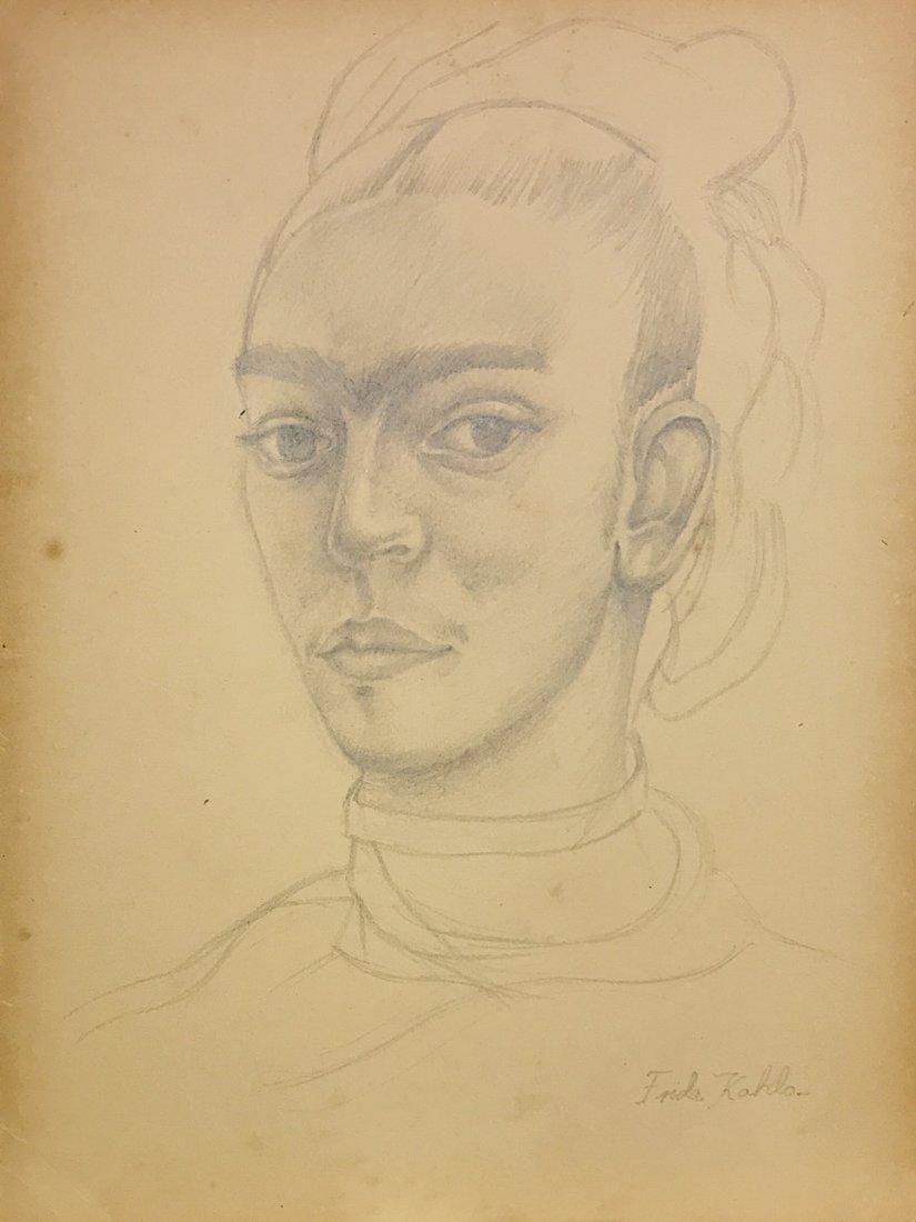 FRIDA KAHLO (1907-1954)