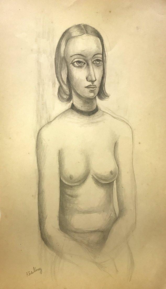 MOISE KISLING (1891-1953) Attrib.