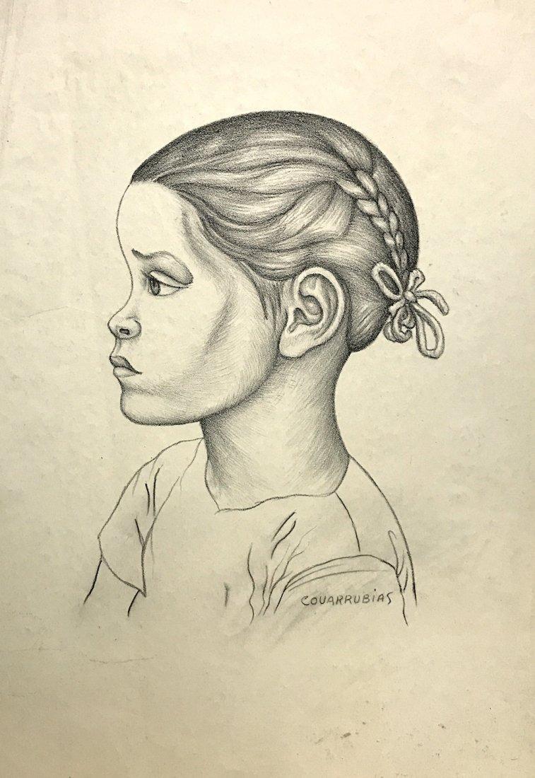 MIGUEL COVARRUBIAS (904–1957) Attrib.