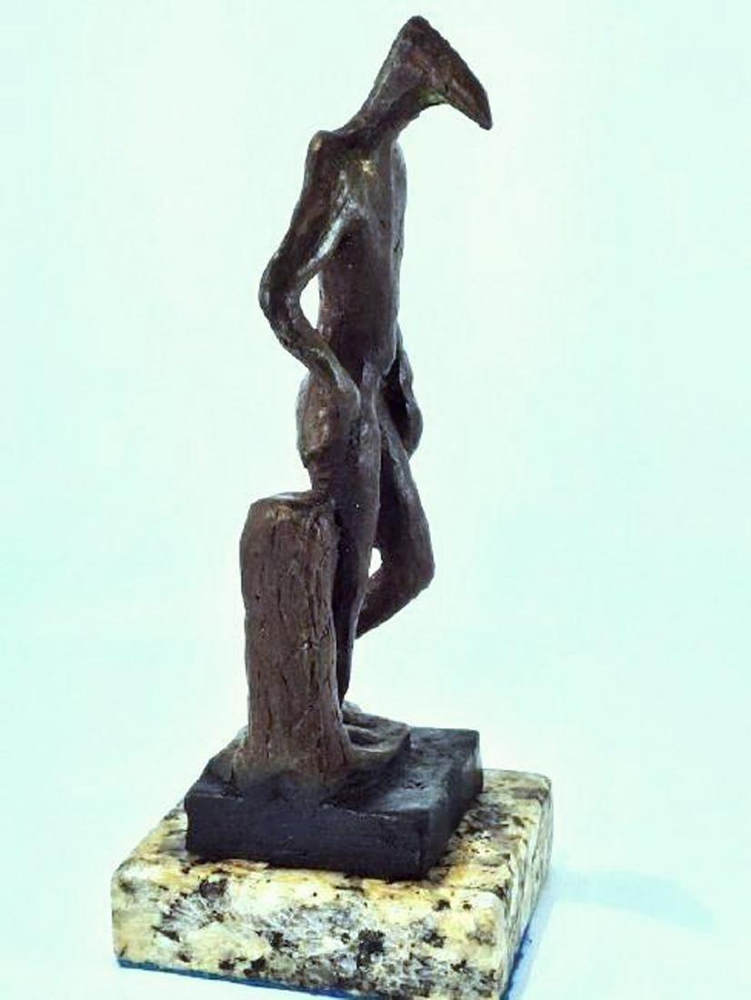 SALVADOR DALI, Bronze sculpture