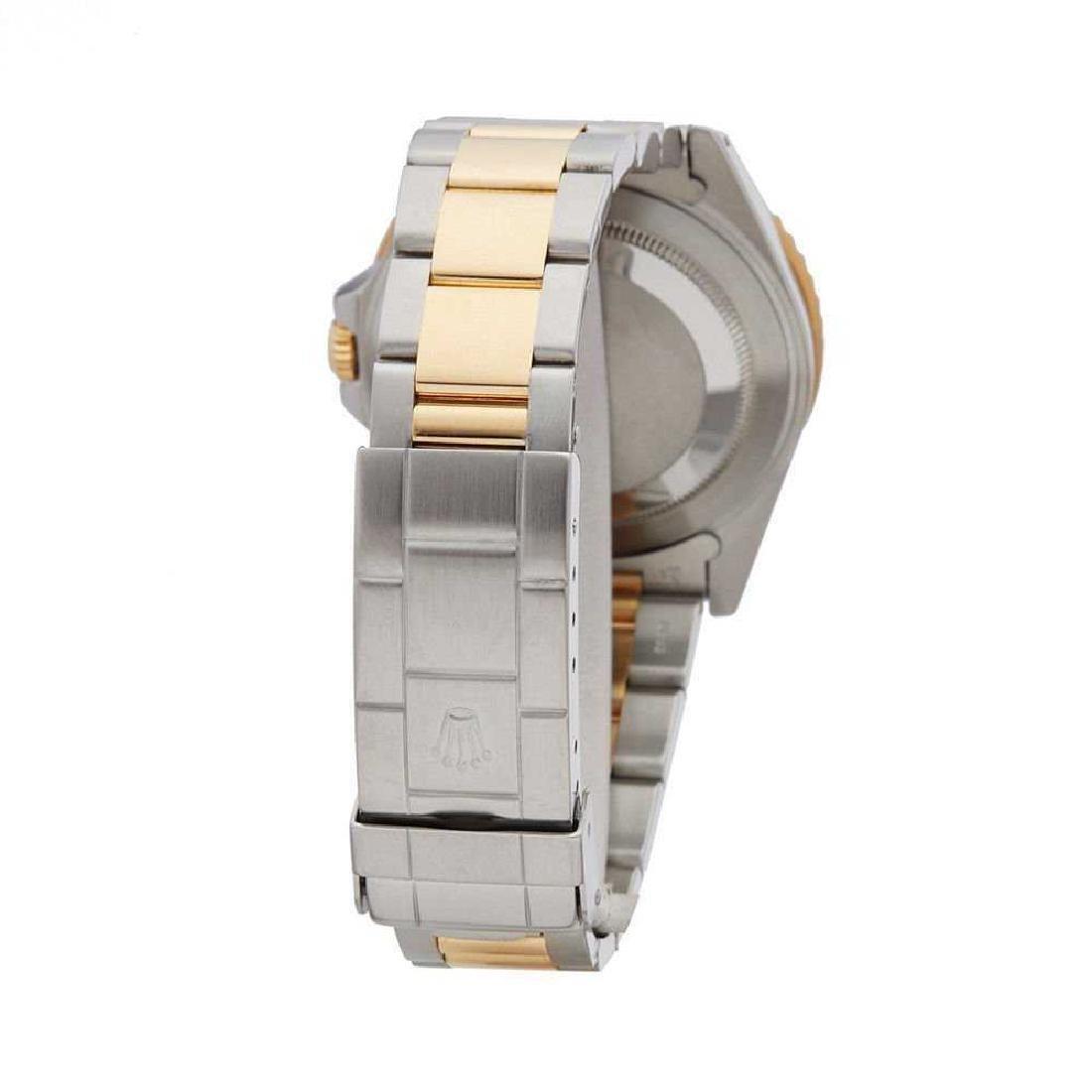 Rolex GMT Master II 16713, SS & 18K, Mens Watch. - 5