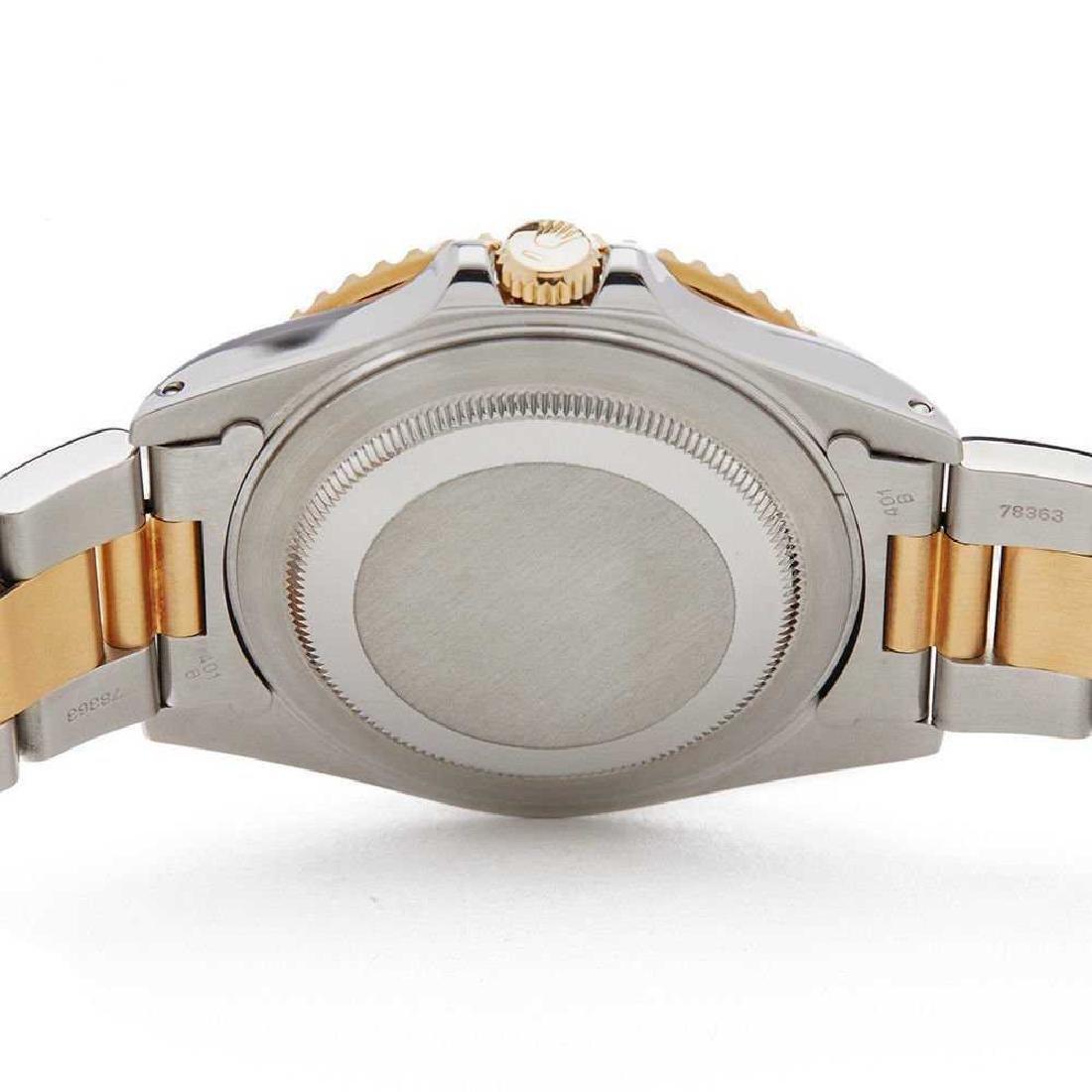Rolex GMT Master II 16713, SS & 18K, Mens Watch. - 6