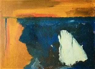 THEODOROS STAMOS, Oil on Canvas (Attrib.)