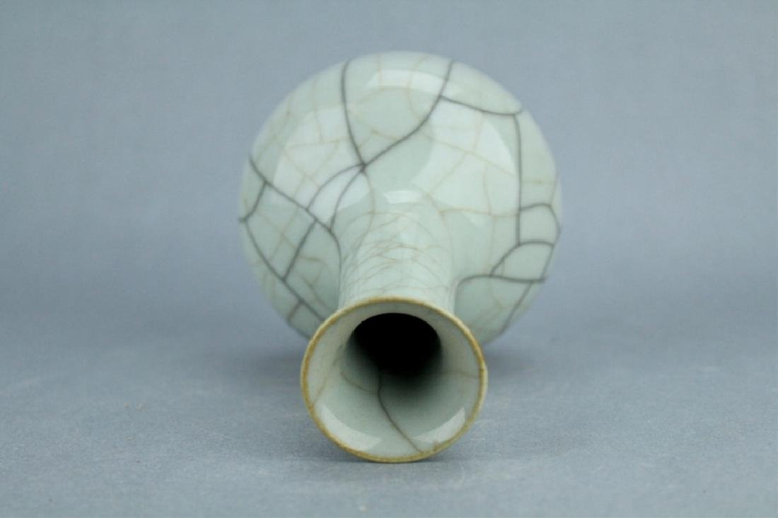 Song GuanYao Crackle Porcelain Vase - 3