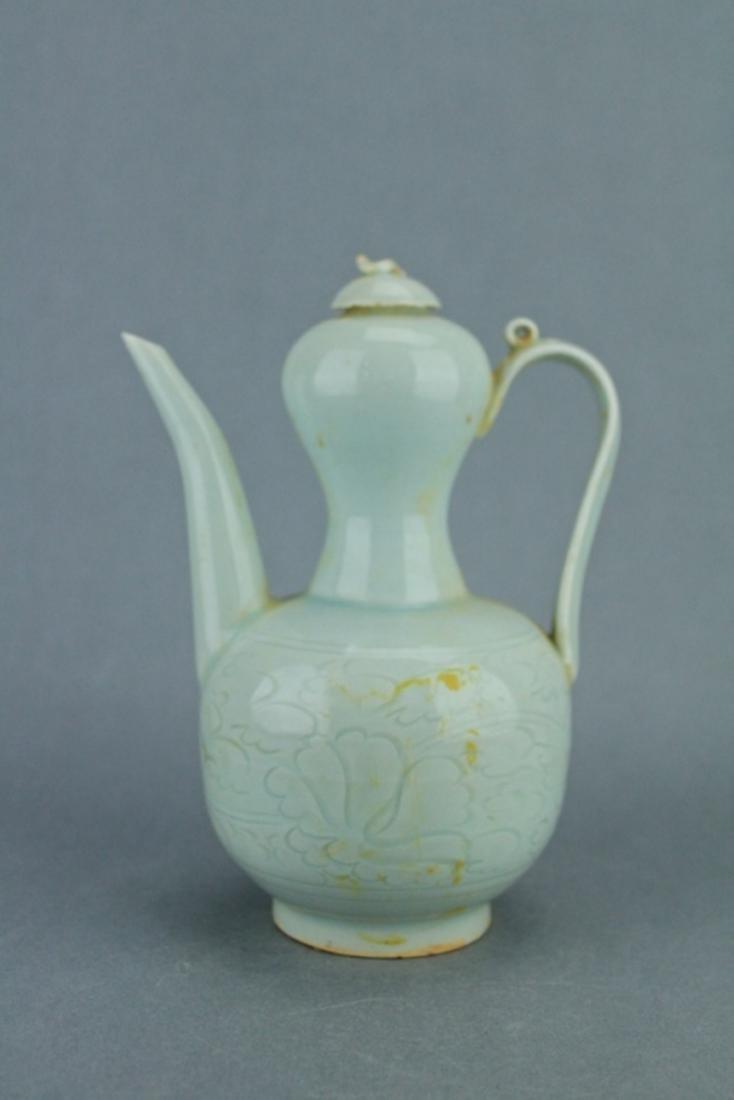 Song YingQing Porcelain TeaPot