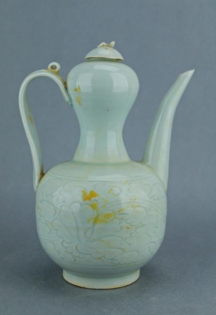 Song YingQing Porcelain TeaPot - 6