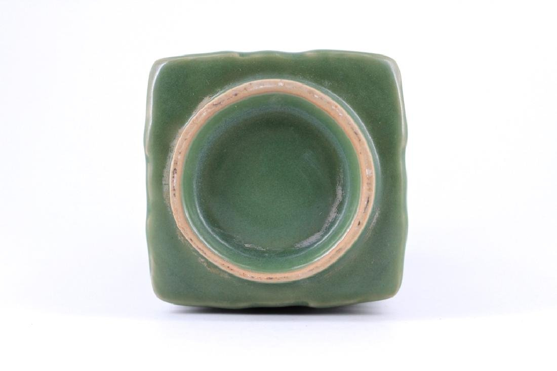 Green Longquan Porcelain Chong Vase Song Period - 5