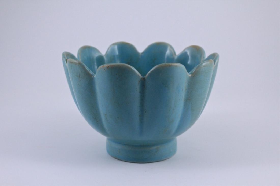 Song RuYao Porcelain Lotus Bowl