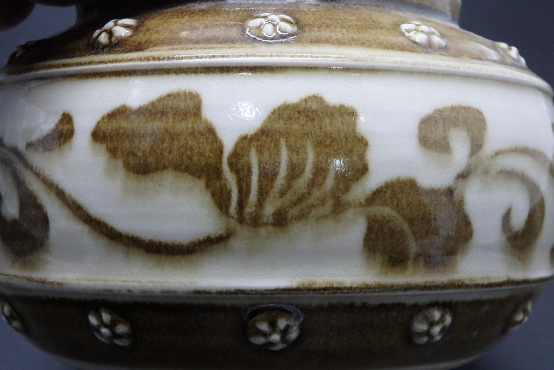 A Chinese Famille Rose Porcelain Water Pot - 4