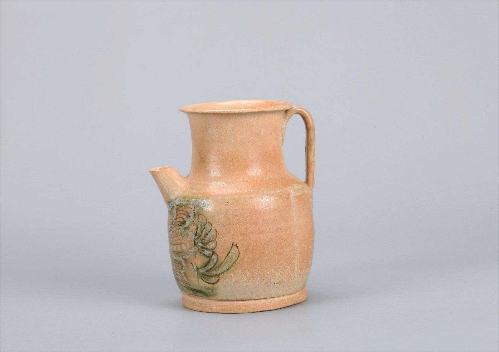 A Chinese Pottery Water Pot