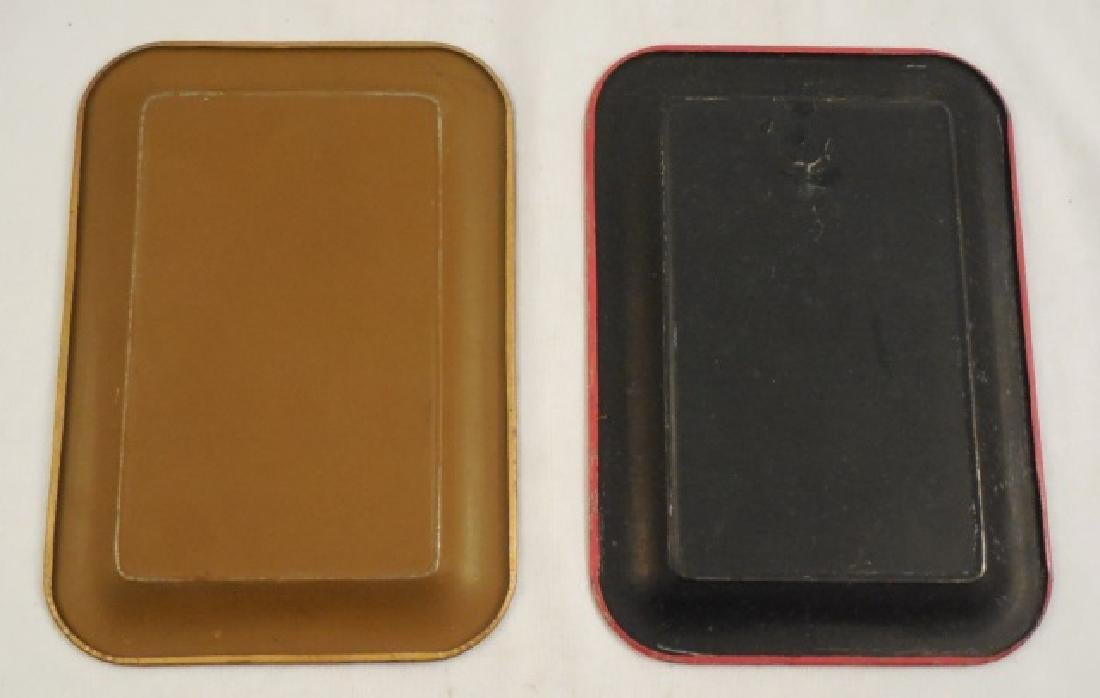 Lot of 2 Tip Trays - 2