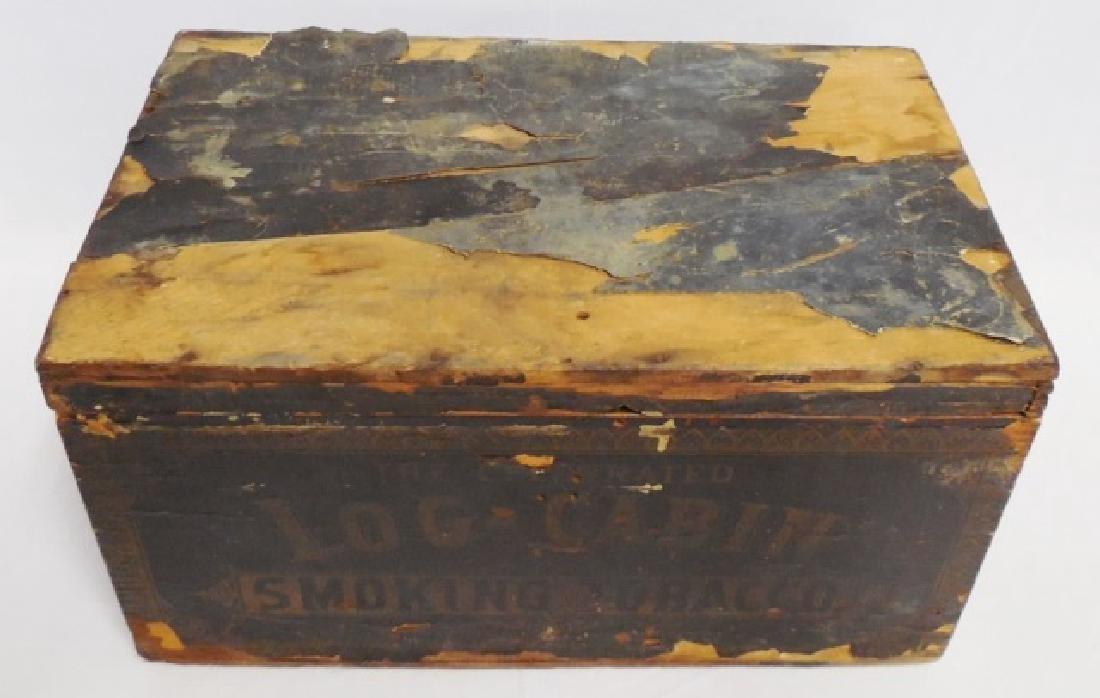 Smoking Tobacco Wooden Box - 2