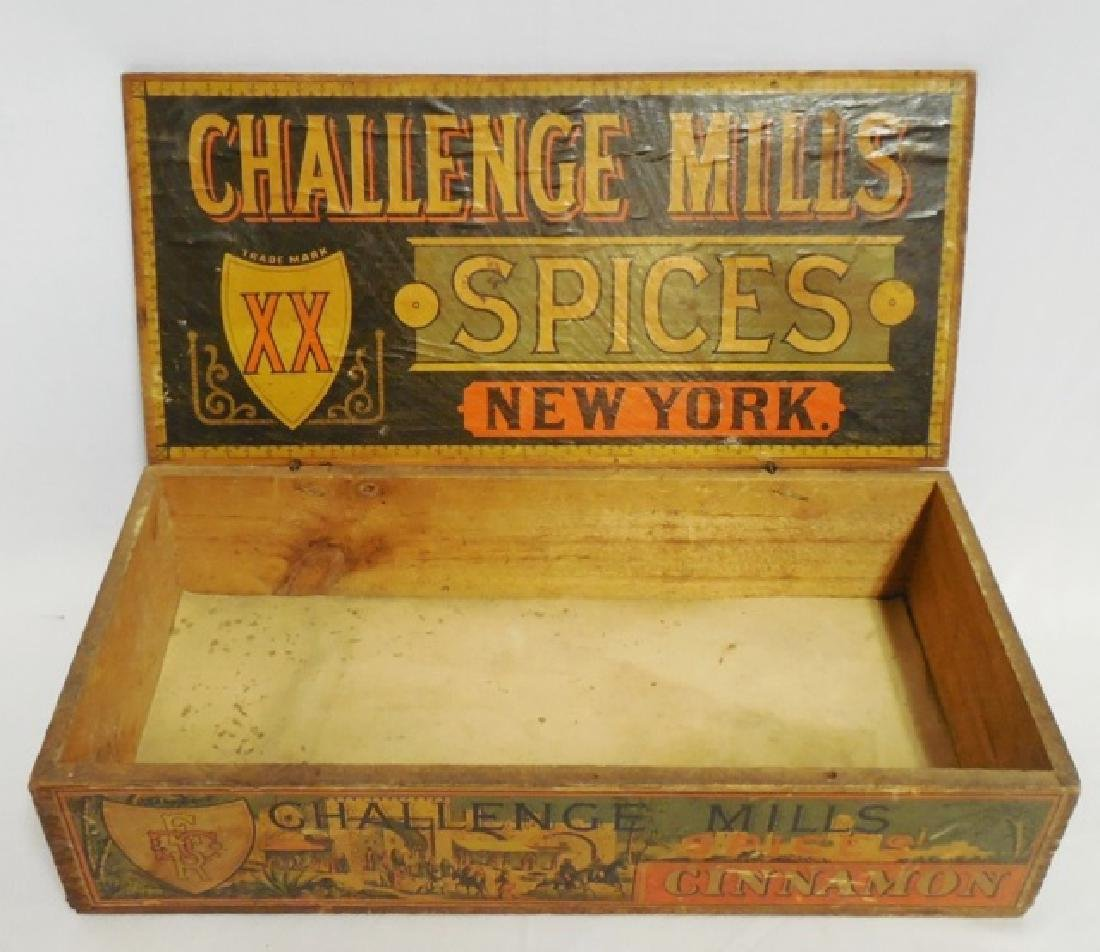 Wooden Spice Box - 2