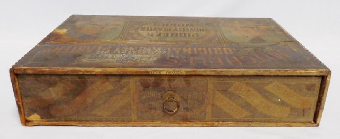Wooden Box with Drawer - 3