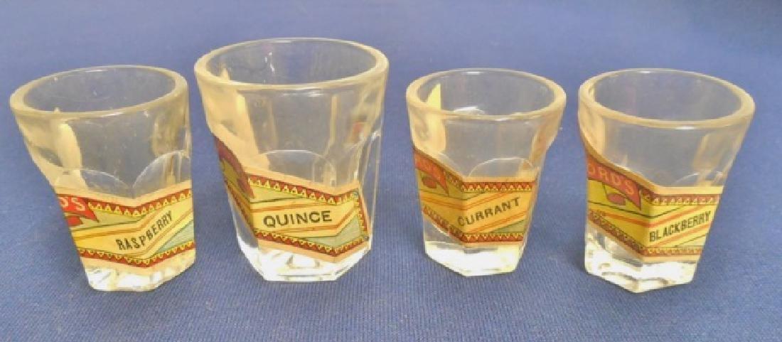 Lot of 10 Shot Glasses - 2
