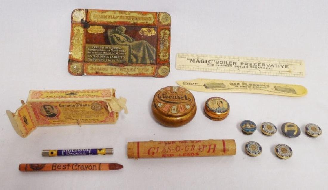 Miscellaneous Advertising Lot