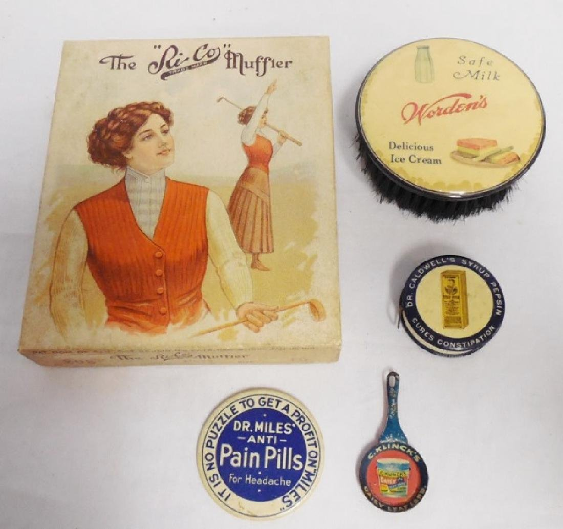 Lot of Advertising Items