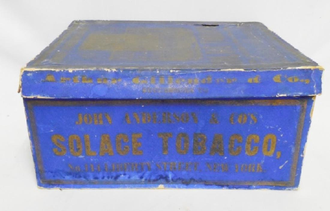 Tobacco Box with Lid - 3