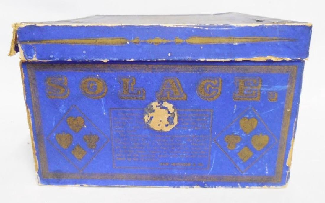 Tobacco Box with Lid - 4