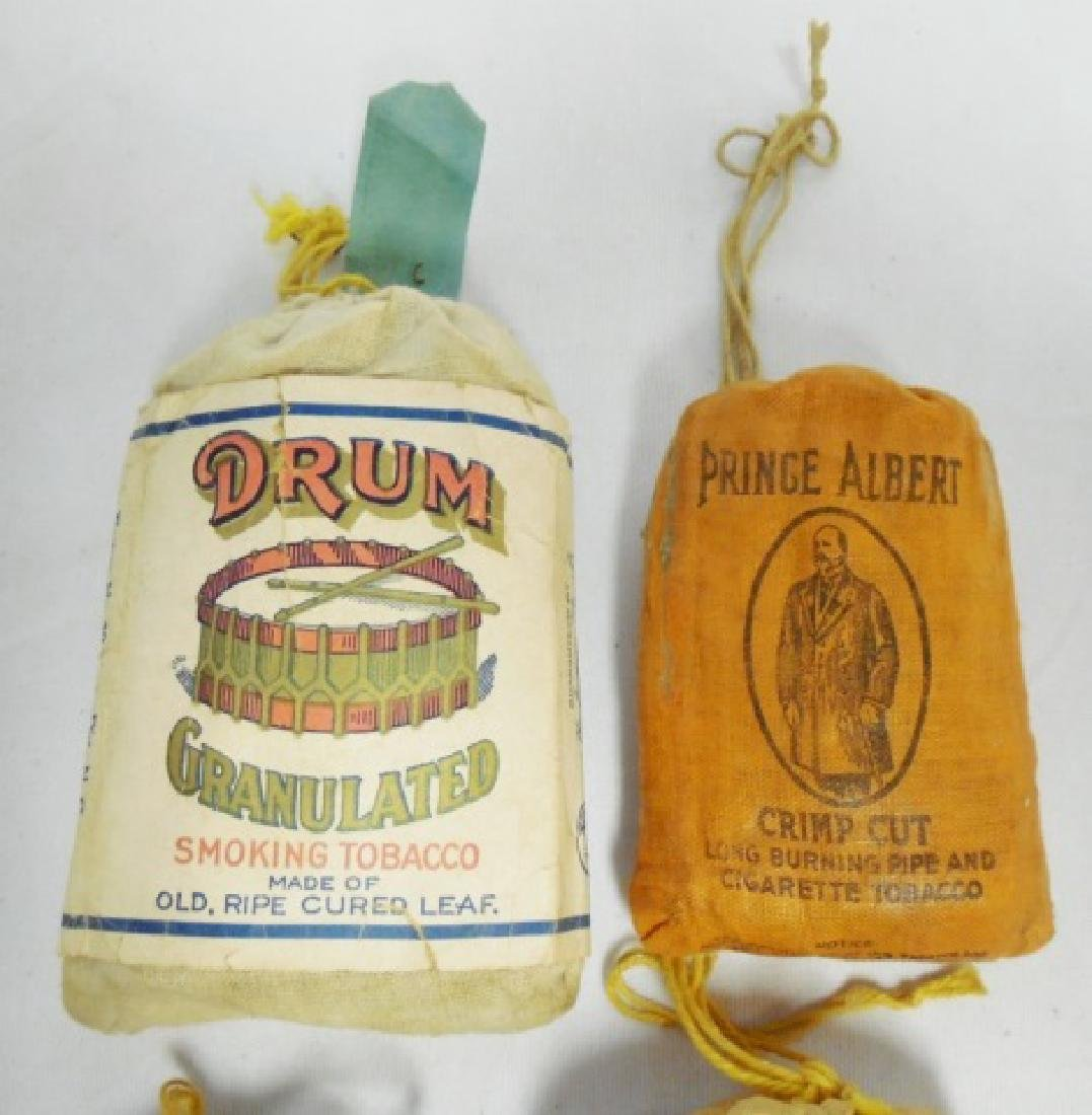 Lot of 4 Assorted Tobacco Bags - 2