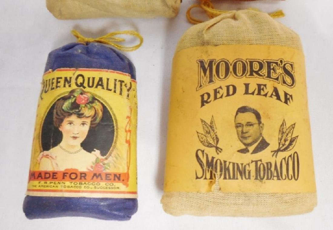 Lot of 4 Assorted Tobacco Bags - 3
