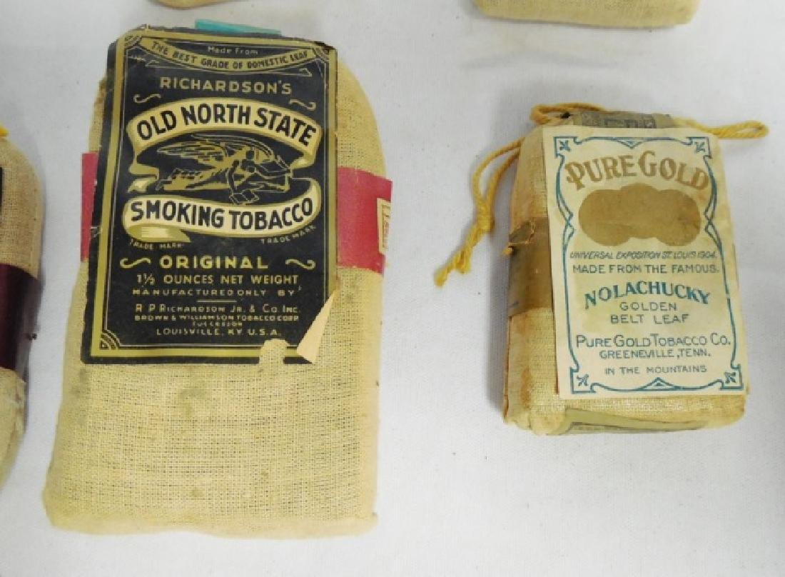 Lot of 5 Assorted Tobacco Bags - 3