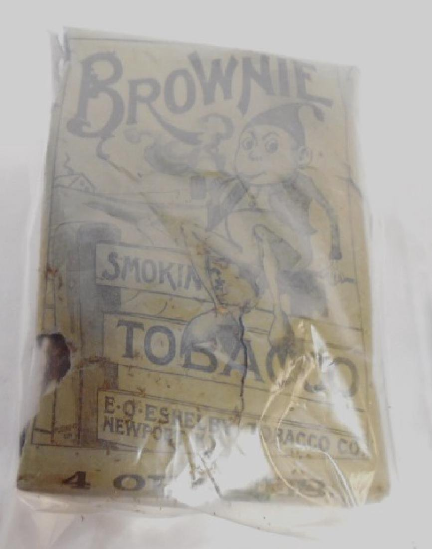 Lot of 5 Assorted Tobacco Bags - 2