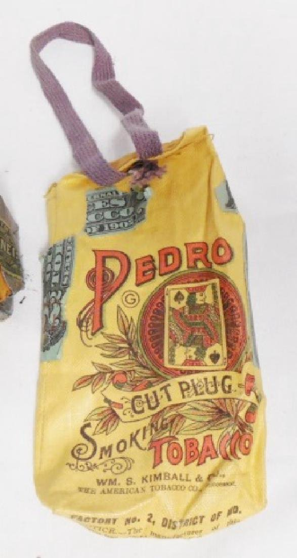 Lot of 5 Assorted Tobacco Bags - 4