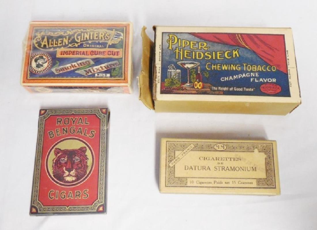 Lot of 4 Assorted Tobacco Related Items