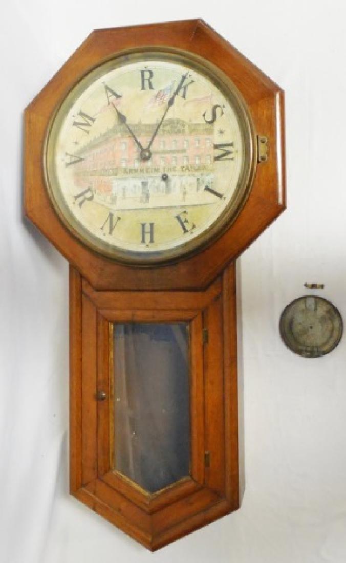"""Seth Thomas"" Wall Clock"